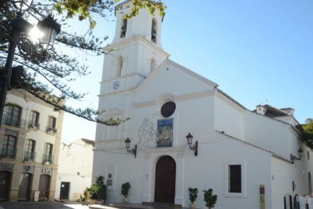 Nerja-El-Salvador-Church