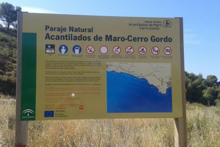 The Acantilados de Maro –Cerro Gordo Natural Park